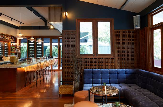 Inside Jacqueline Siri House Ploenchit