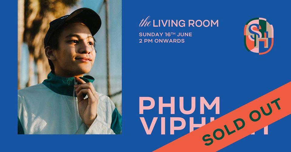 Phum Viphurit at Siri House Event Photo