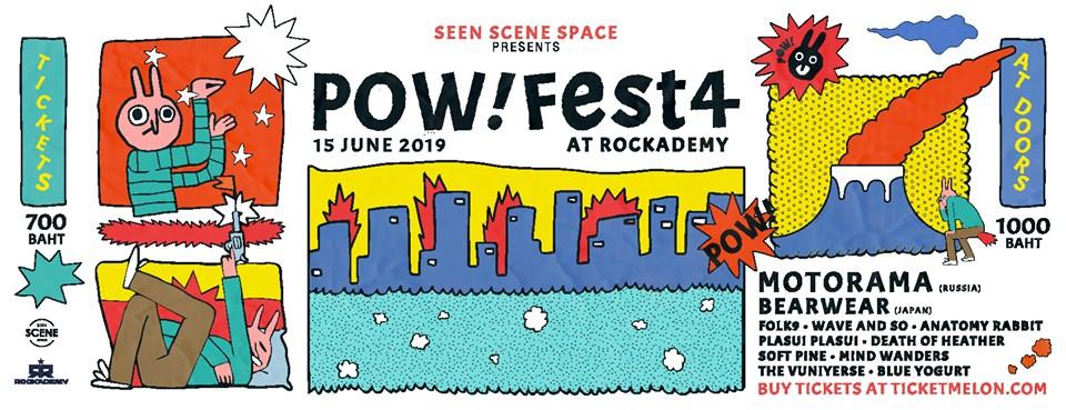 POW FEST #4 Event Photo