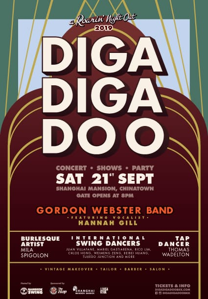 Diga Diga Doo saturday 21 september