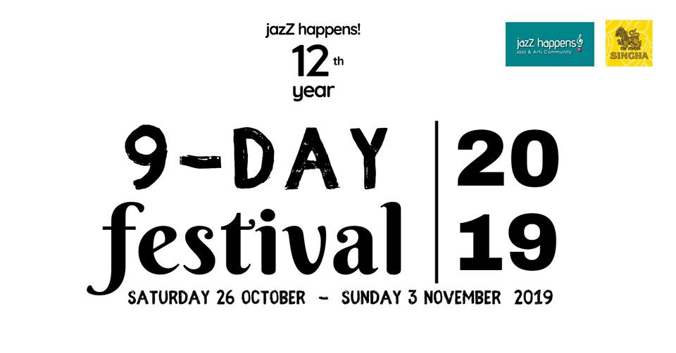 JazZ happens 9-day Festival 2019