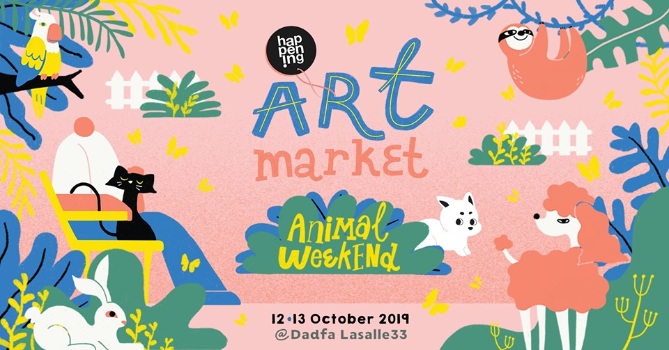 Happening Art Market: Animal Weekend