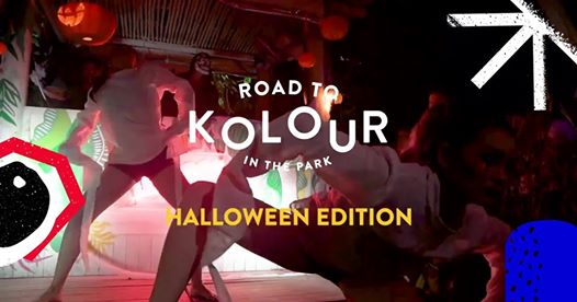 Road to Kolour In The Park: Halloween Edition
