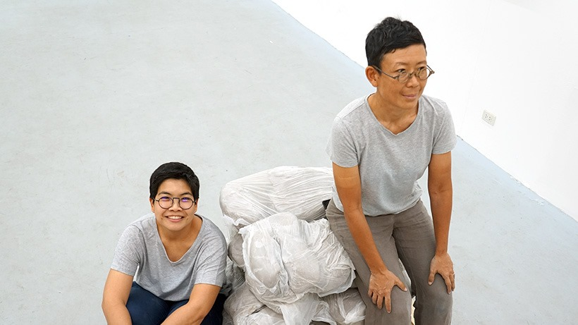 One Ton by Aor Sutthiprapha and Pim Sudhikam