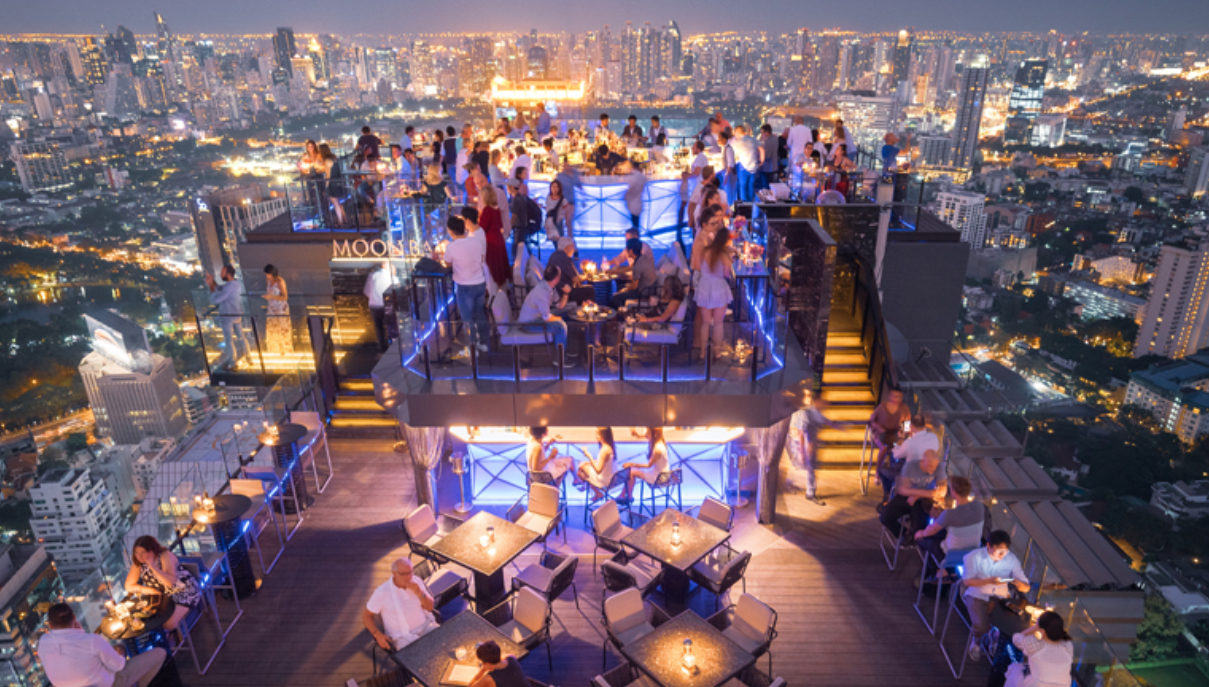 Vertigo and Moon Bar (Banyan Tree)